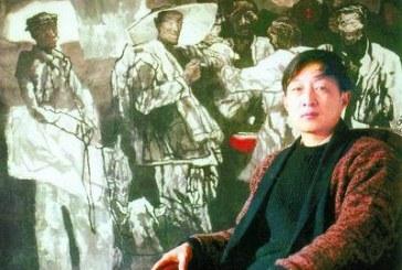 中国现代国画人物画名家_李伯安_LiBoAn