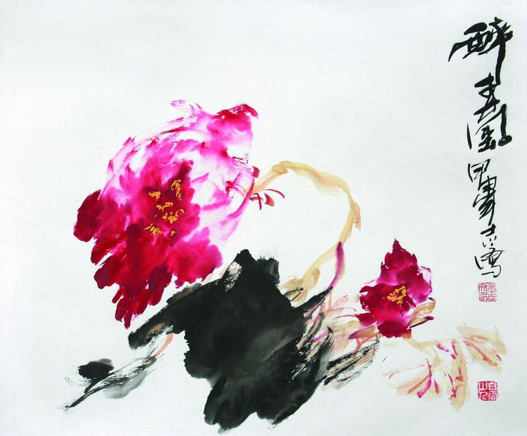 张志文 绘画作品