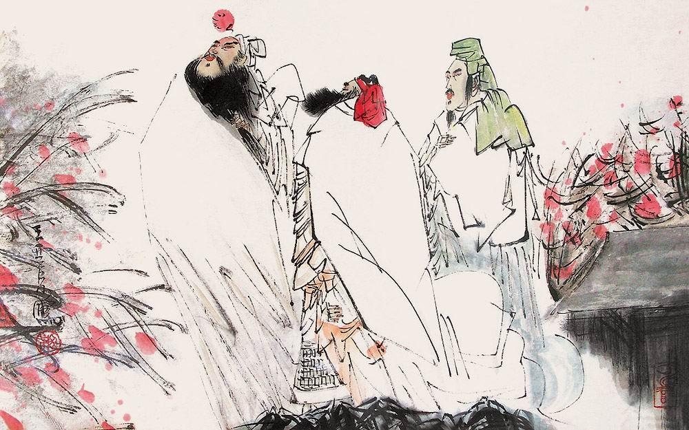王西京绘画作品