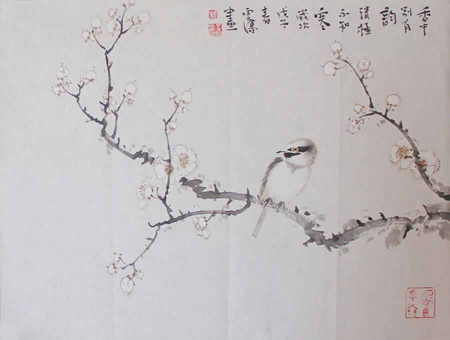 李云涛 绘画作品