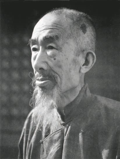 刘奎龄肖像