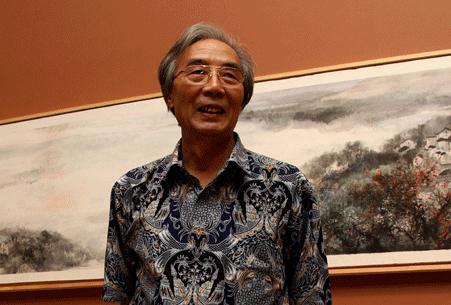 宋雨桂肖像