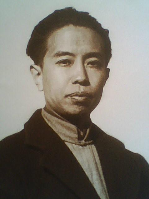 陈少梅肖像