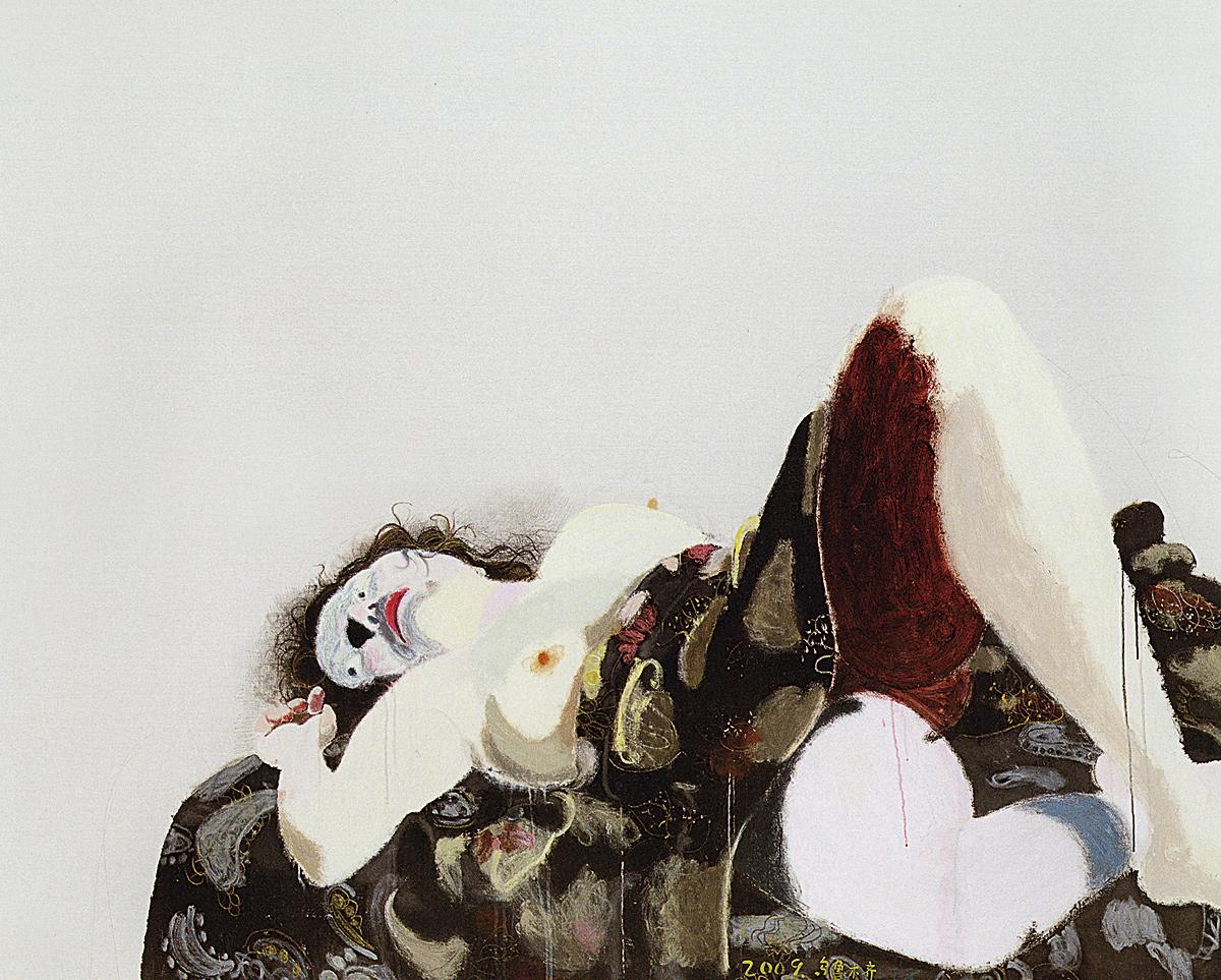 王玉平绘画作品