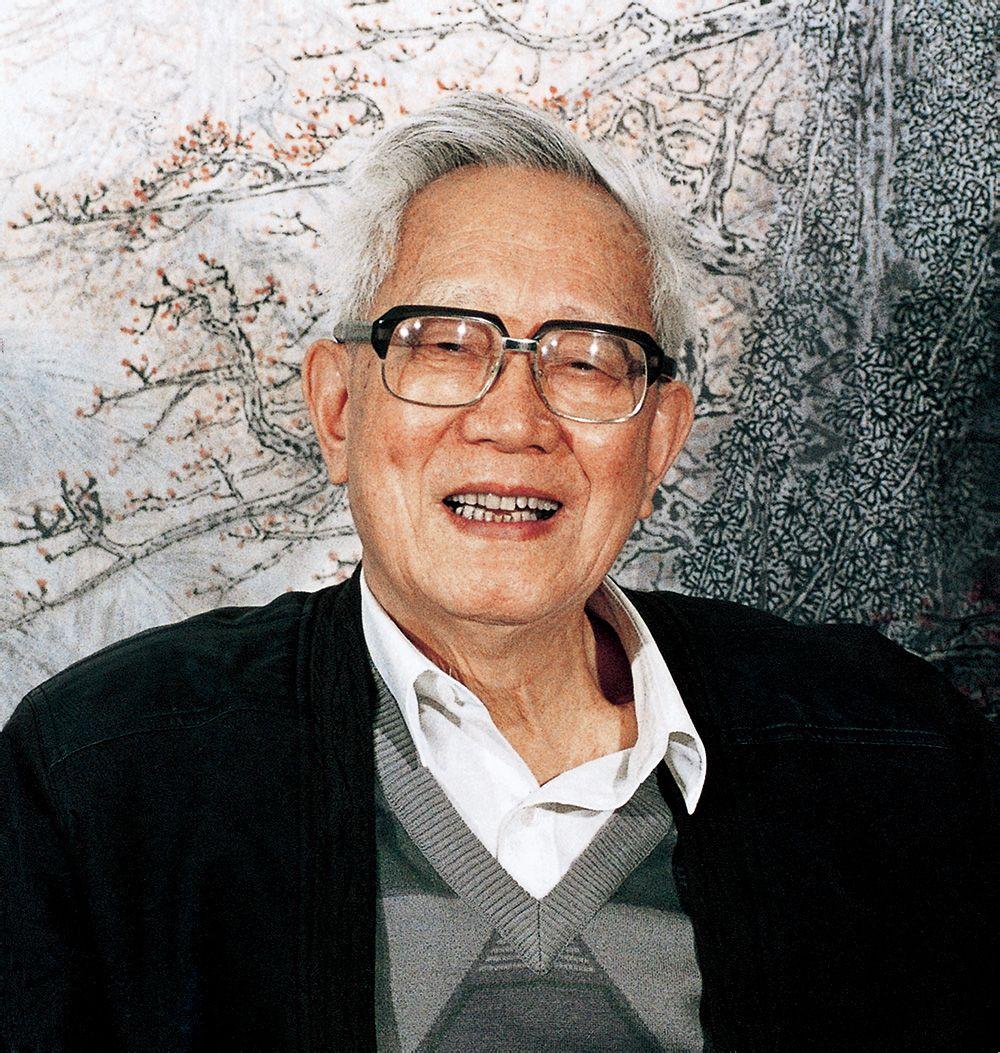 陈金章肖像