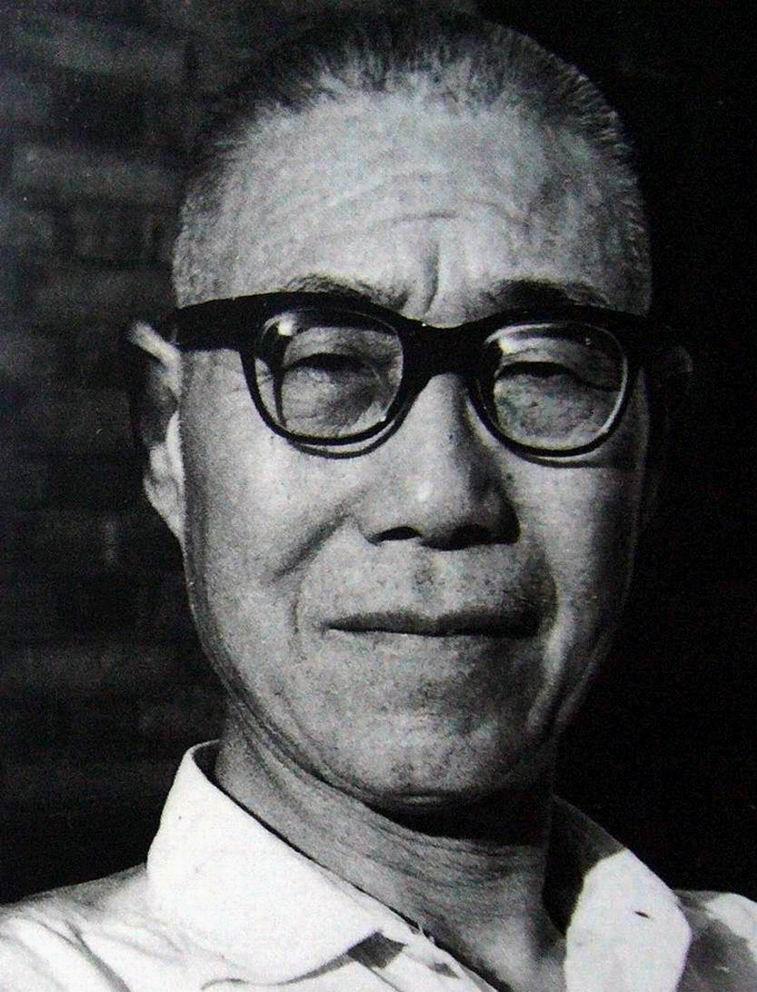 潘天寿肖像
