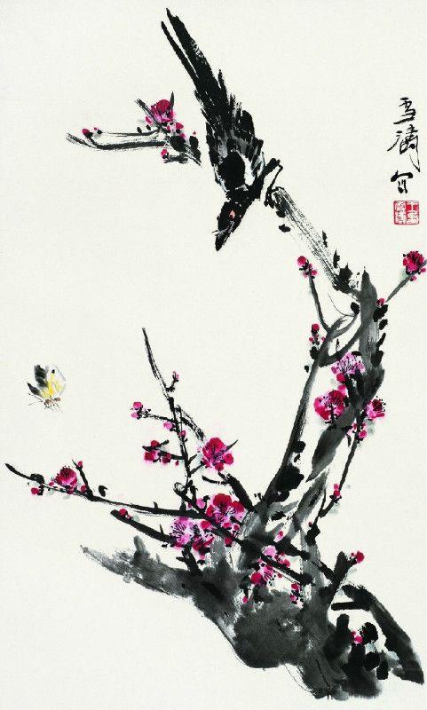 王雪涛绘画作品