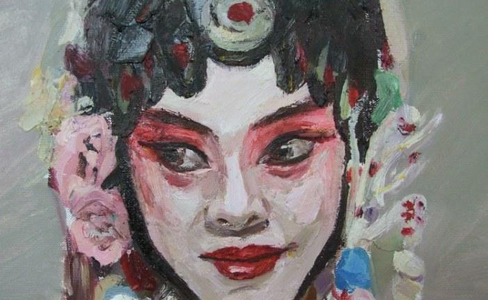 著名画家刘云芳  Liu  YunFang