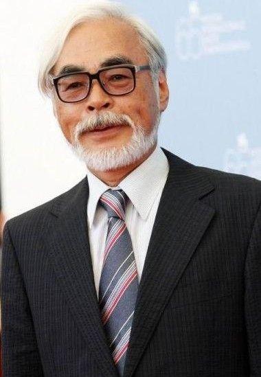 宫崎骏肖像
