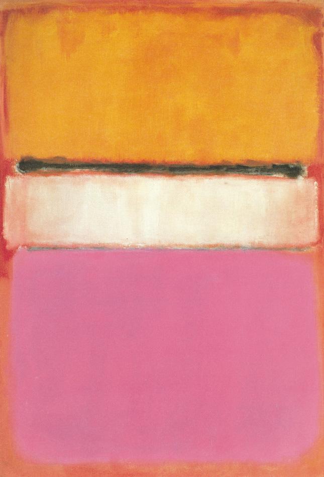 马克·罗斯科绘画作品