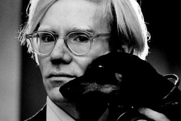 20世纪艺术界最有名画家人物之一_安迪·沃霍尔_Andy Warhol