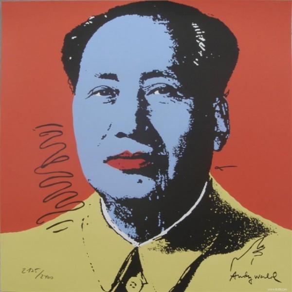 《毛泽东画像》