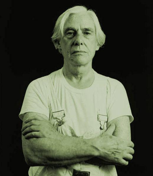 威廉·德·库宁肖像