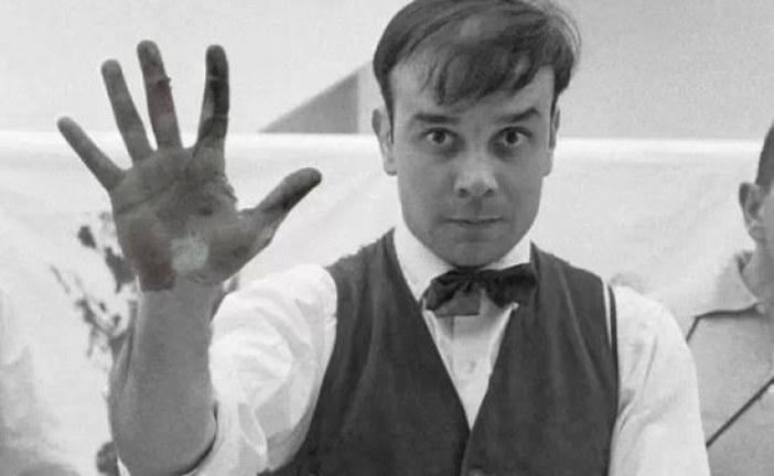 新现实主义波普艺术最重要的代表画家之一_伊夫·克莱因_ Yves Klein