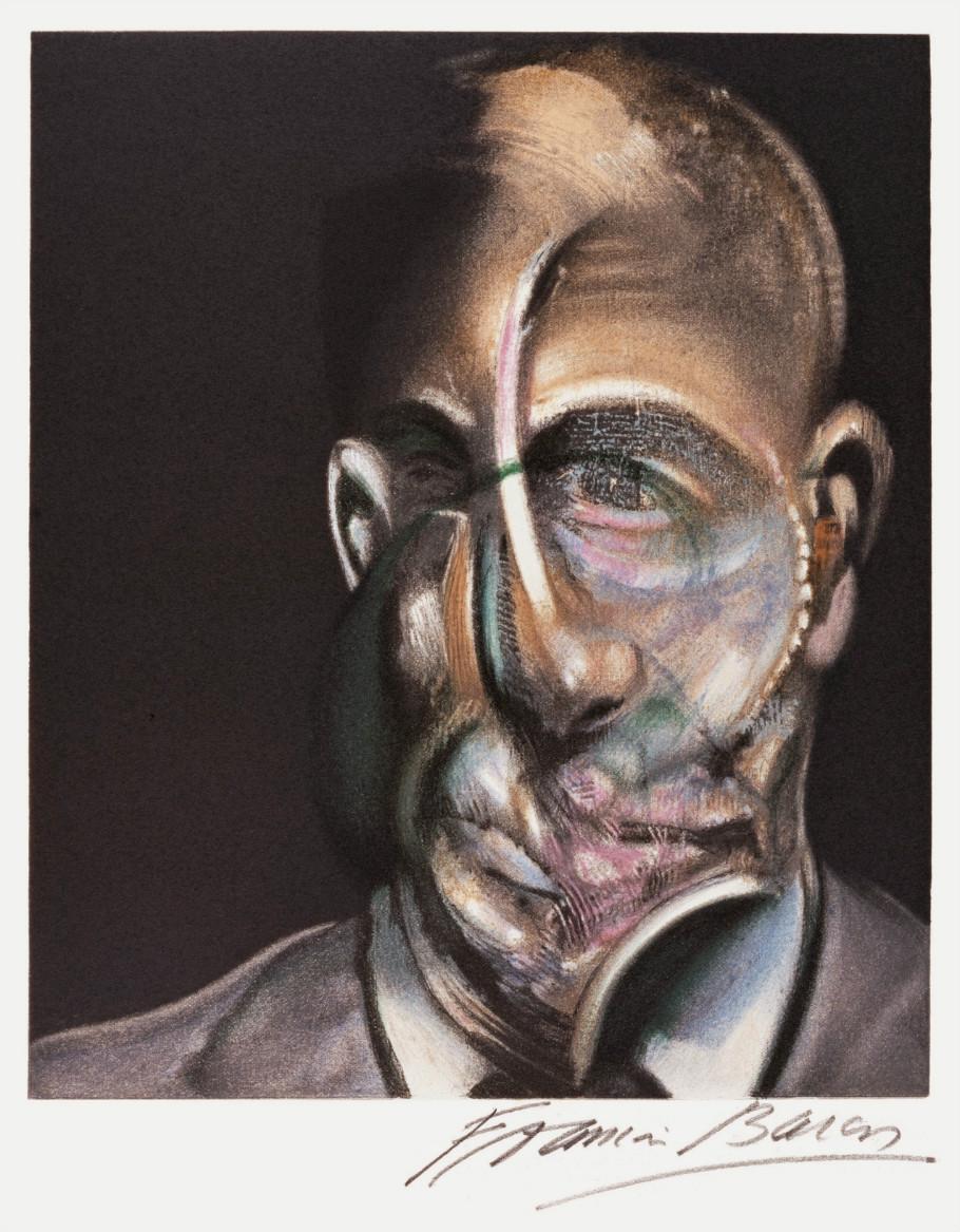 弗朗西斯·培根绘画作品