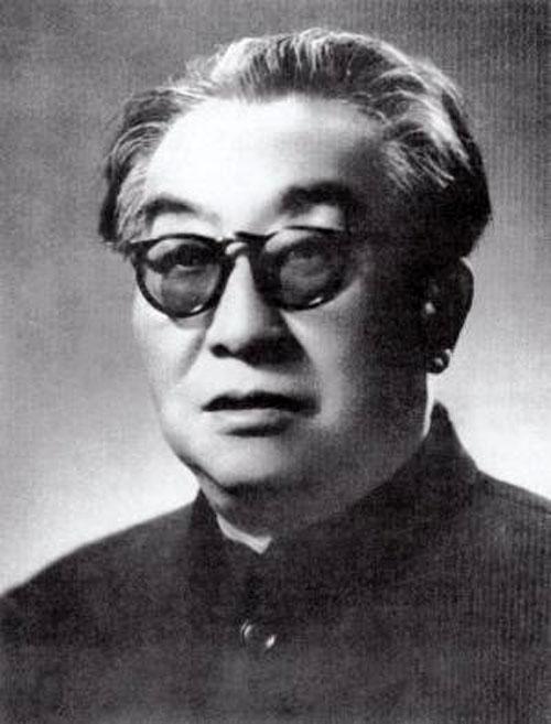 吴湖帆肖像