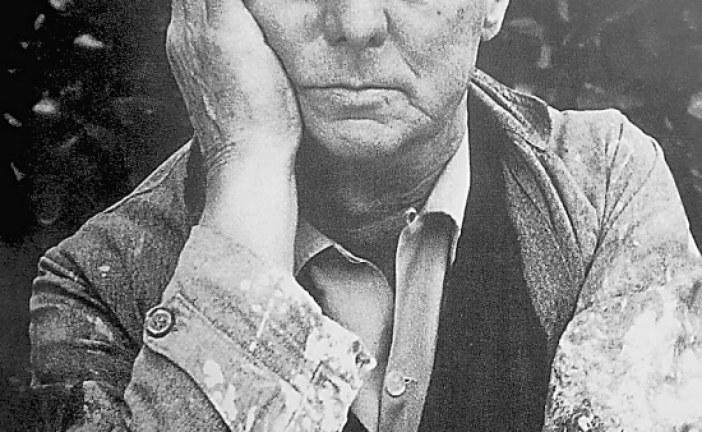 超现实主义画派创始人之一_德裔法国著名画家_马克斯·恩斯特_Max Ernst