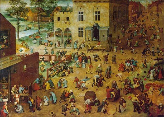 彼得·勃鲁盖尔绘画作品
