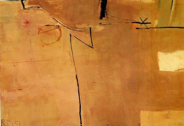 理查德·迪本科恩绘画作品