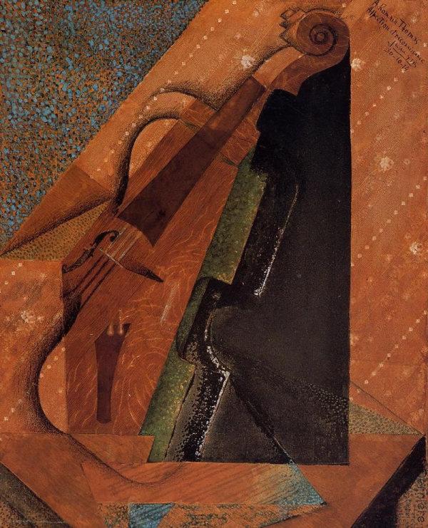 胡安·格里斯绘画作品