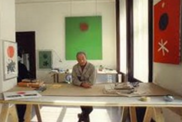 美国著名抽象表现主义画家阿道夫·戈特利布    Adolph Gottlieb