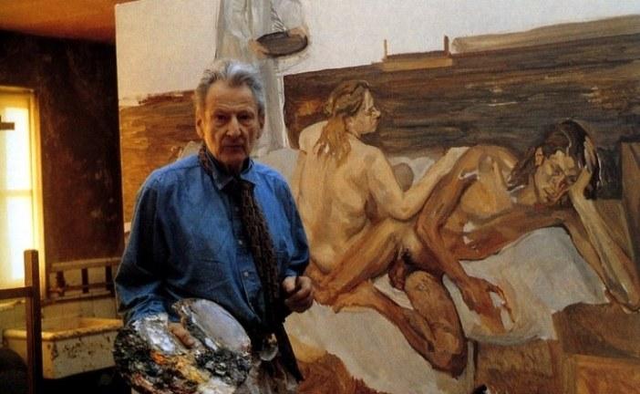 英国最伟大当代画家之一_卢西安·弗洛伊德_Lucian Freud