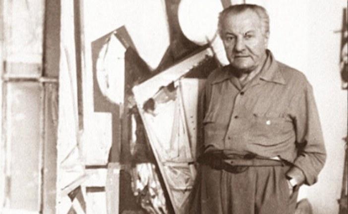 抽象表现主义之父_汉斯·霍夫曼_Hans Hofmann