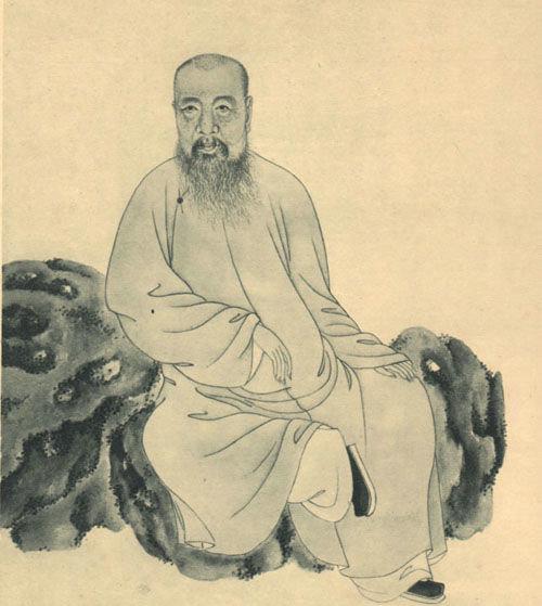王原祁肖像
