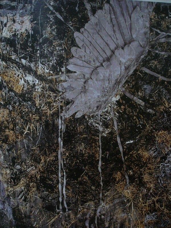 安塞姆·基弗绘画作品