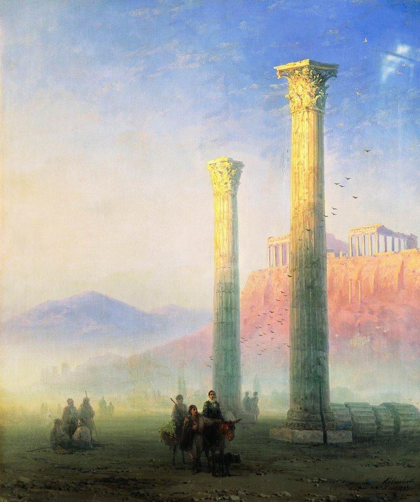 伊凡·康斯坦丁诺维奇·艾瓦佐夫斯基绘画作品