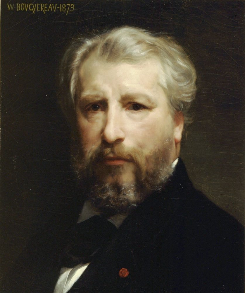 威廉·阿道夫·布格罗肖像