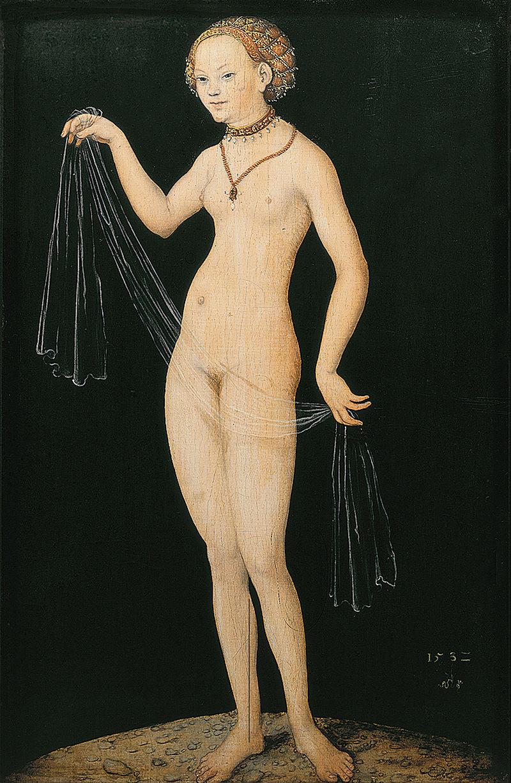 老卢卡斯·克拉纳赫绘画作品