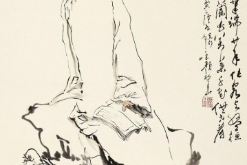 世称诗书画三绝郑板桥 ZhengBanQiao