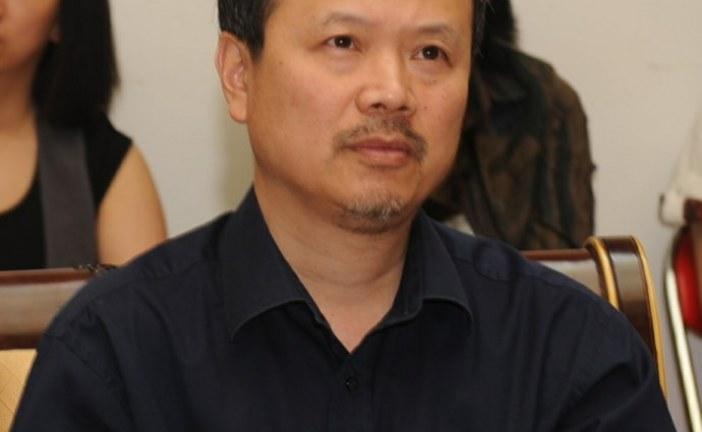 著名中国画家田黎明    TianLiMing