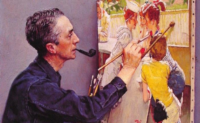 美国20世纪早期重要画家_诺曼·洛克威尔_Norman Rockwell