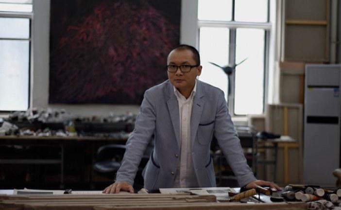 著名油画画家唐华伟       TangHuaWei