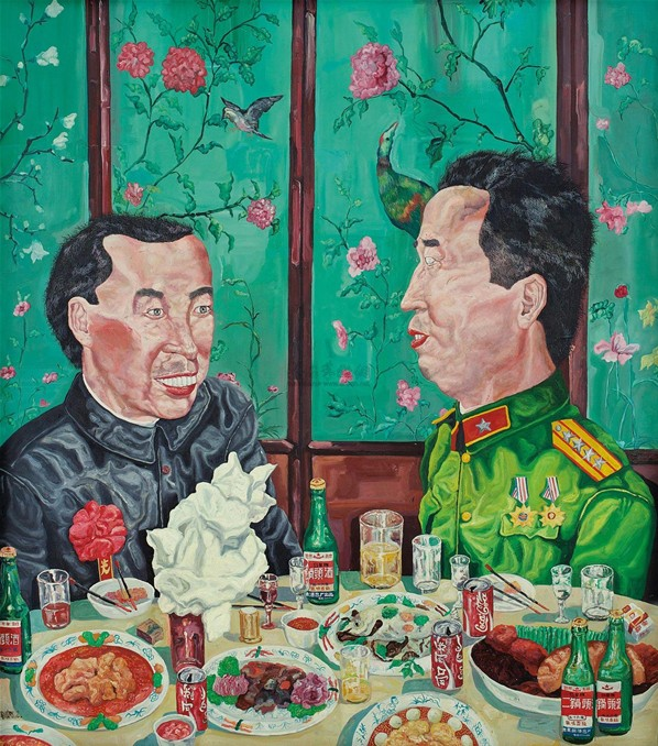 《革命家庭系列:晚宴》