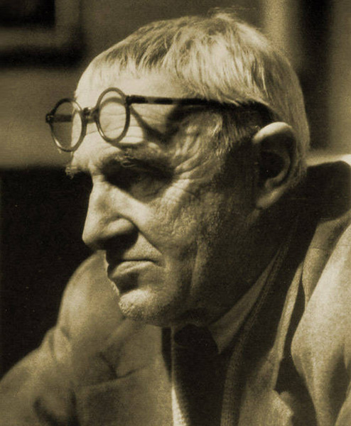 乔治·莫兰迪肖像