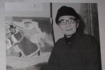 中国近现代绘画大师关良    Liang Guan