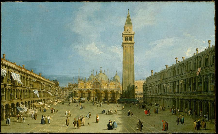 《圣马可广场》