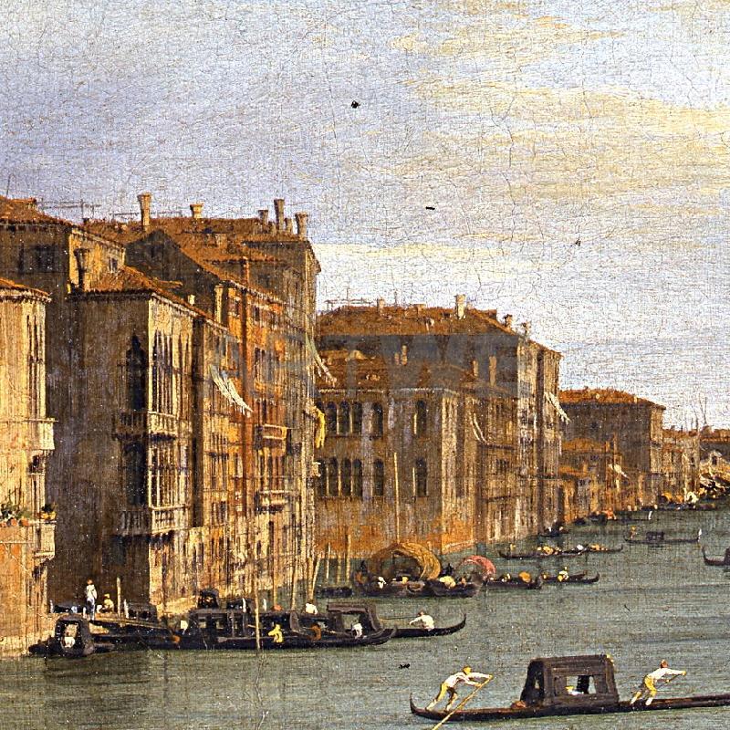 《大运河之景》