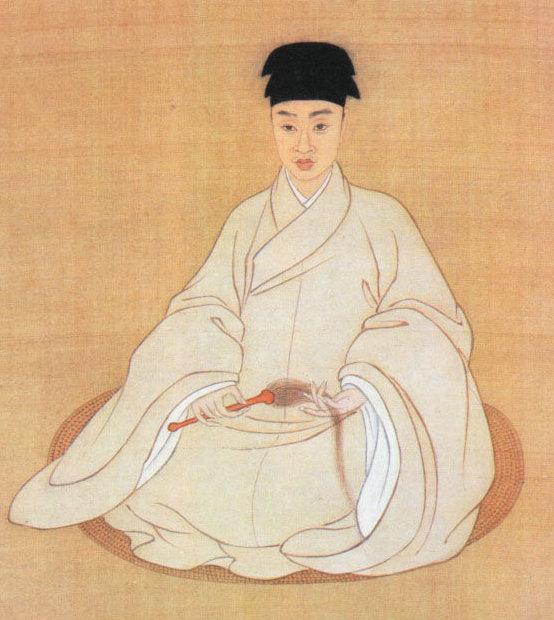 王时敏肖像