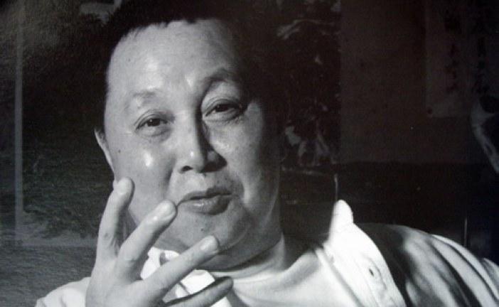 岭南画派杰出代表传人之一林墉    LinYong