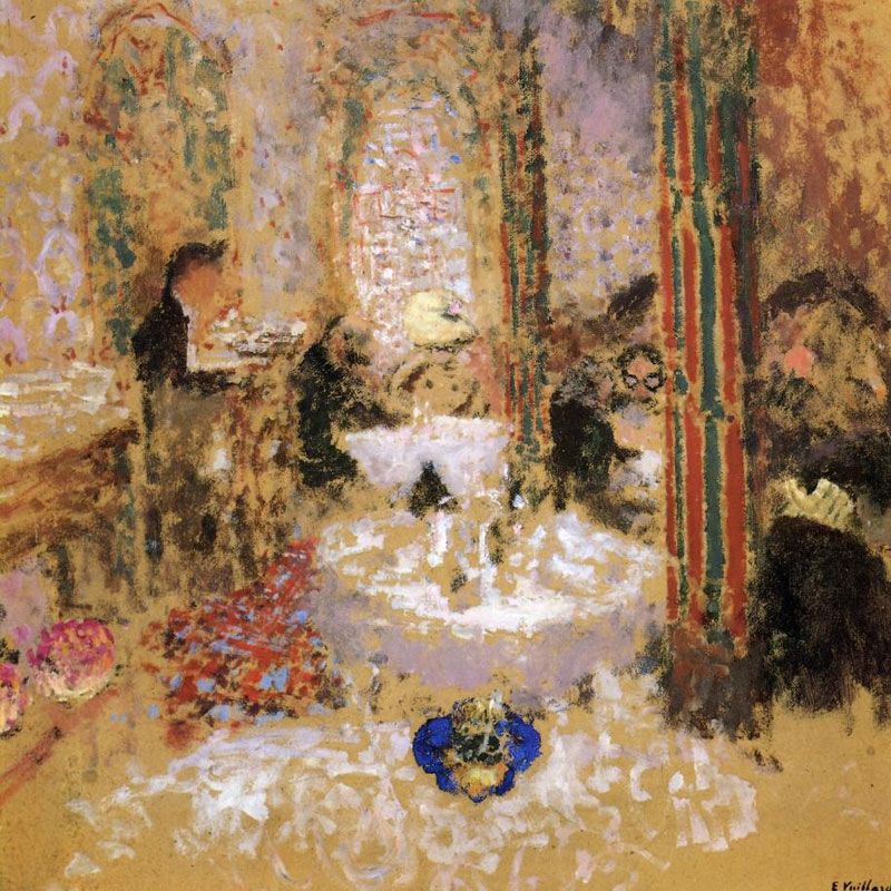 爱德华·维亚尔绘画作品