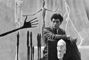 著名瑞士画家贾科梅蒂  Giacometti Alberto