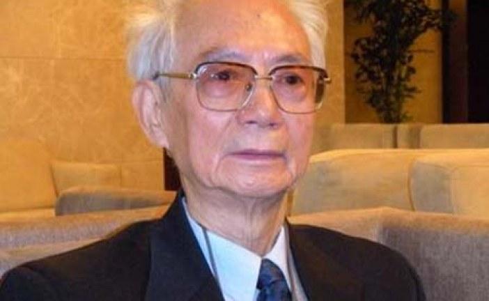 中国著名书法家沈鹏       ShenPeng