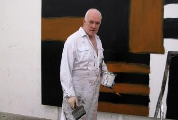 爱尔兰著名抽象主义绘画大师_肖恩·斯库利_ Sean Scully