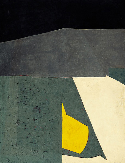 谢尔盖·波利雅科夫绘画作品