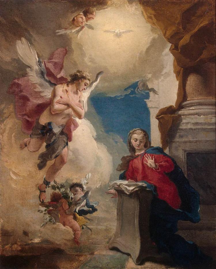 乔凡尼·巴蒂斯塔·提埃坡罗绘画作品