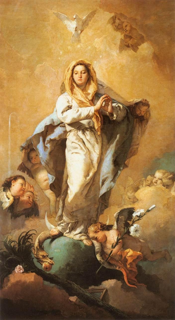 《圣母怀胎》